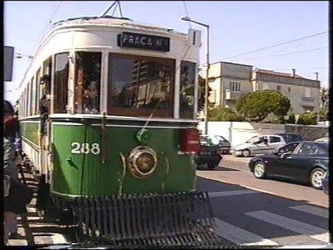 Trams Parade - Oporto - 1999 - Desfile de Elétricos