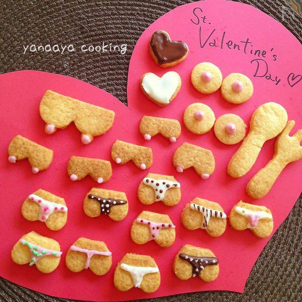 チョコペンで 毎年恒例バレンタインクッキー By Aya レシピサイト Nadia ナディア プロの料理家のおいしいレシピ レシピ クッキー お菓子 手作り 料理 レシピ