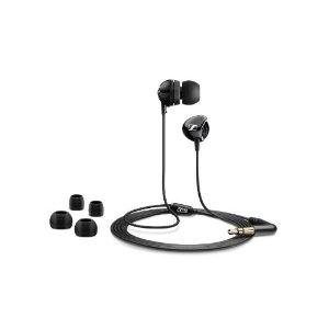 Sennheiser CX175 In-Ear Noise Cancelling Headphones - Black