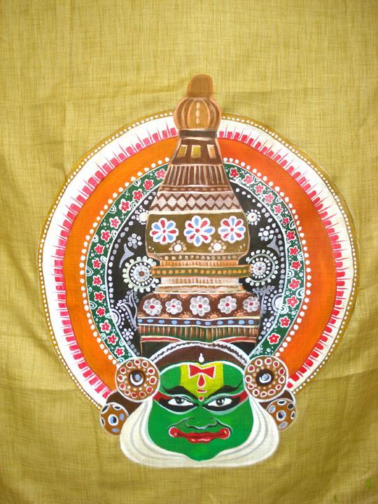 kathakali_kerala_venkat_paintings_designs.jpg (540×720)
