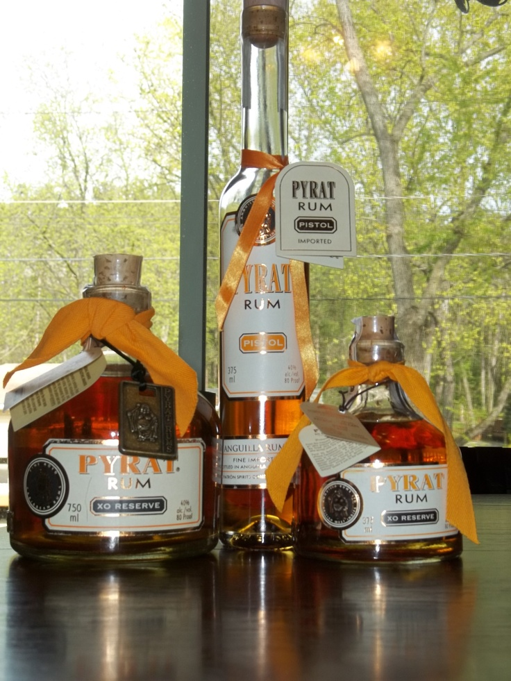 Pyrat Rum part of the family