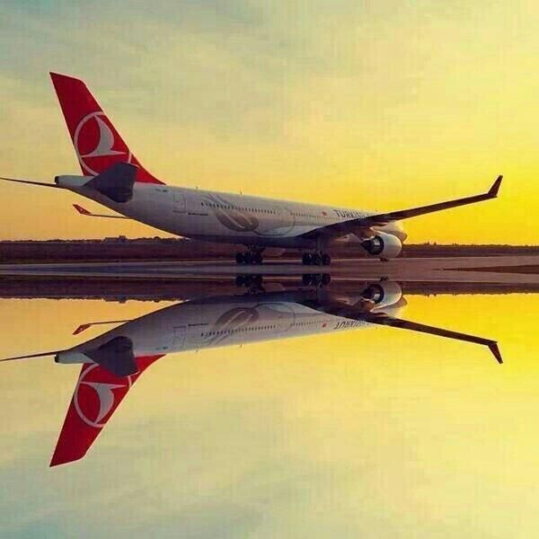 Turkish Airlines A330, which way is up?