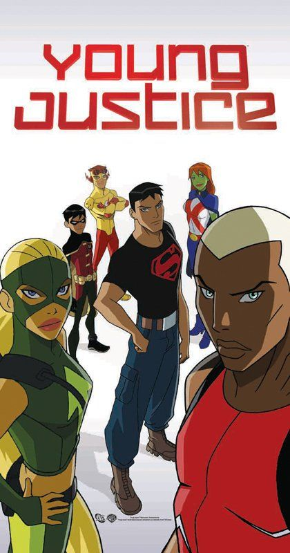 Young Justice has everything that the Justice League TV series lacked. Funny, engaging characters, witty lines, and interesting story lines. Thank goodness it's on Netflix!