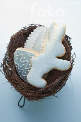 Fotochannels - easter cookies