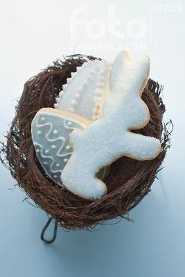 Fotochannels - easter cookies
