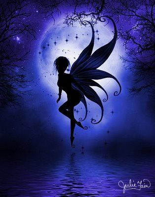 moon fairies photos | Fairy Pictures: Fairies and Moon