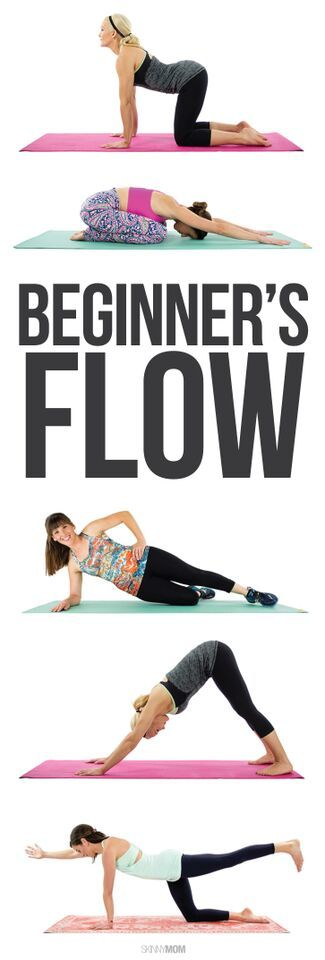 Great yoga sequence for beginners!