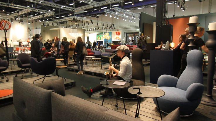 Blå Station at Stockholm Furniture Fair 2015