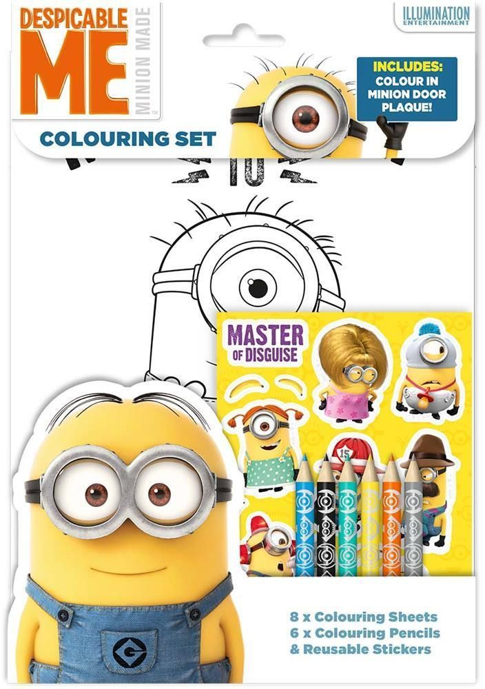 27 best KIDS COLOURING ACTIVITY CARRY ALONG PACKS images on ...