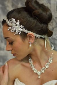 Elena Designs - Headpieces E580