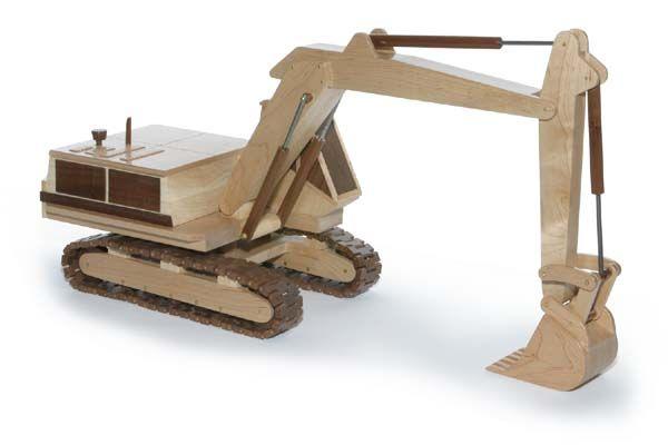 Excavator Plan