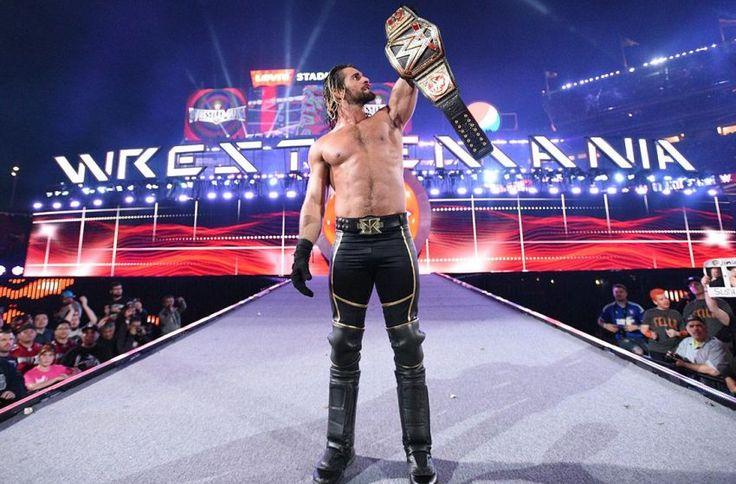 Jon Stewart congratulates Seth Rollins on WWE title win (Video)