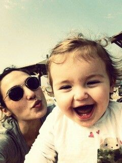 Gal godat nd her cute daughter! | Gal godat♥♥ | Gal Gadot ...