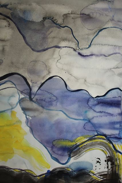 Watercolor aqurelle