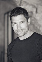Manu Bennett from Spartacus