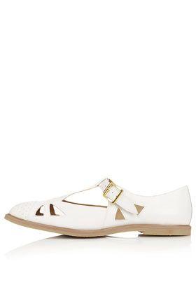 MARTINA T-Bar Geek Shoes