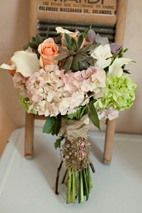 55 best earthy wedding bouquets images on Pinterest   Bridal ...