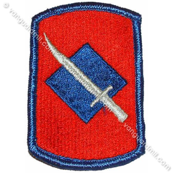 Army Patch: 39th Infantry Brigade - color