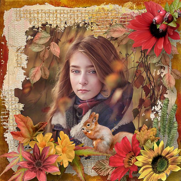 Painting Autumn by Rosie Designs  photo Adam Wawrzyniak use with permission