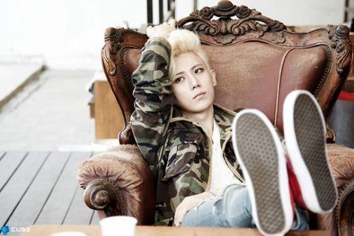 Hyunseung | via Tumblr