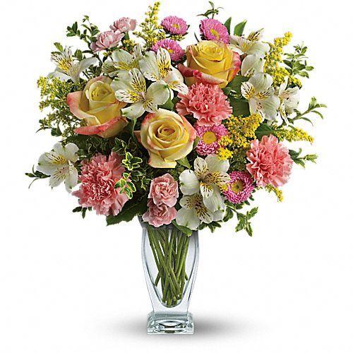 311 Best Images About Fresh Flower Arrangements On Pinterest