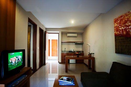 Living Room Villa Seminyak Bali