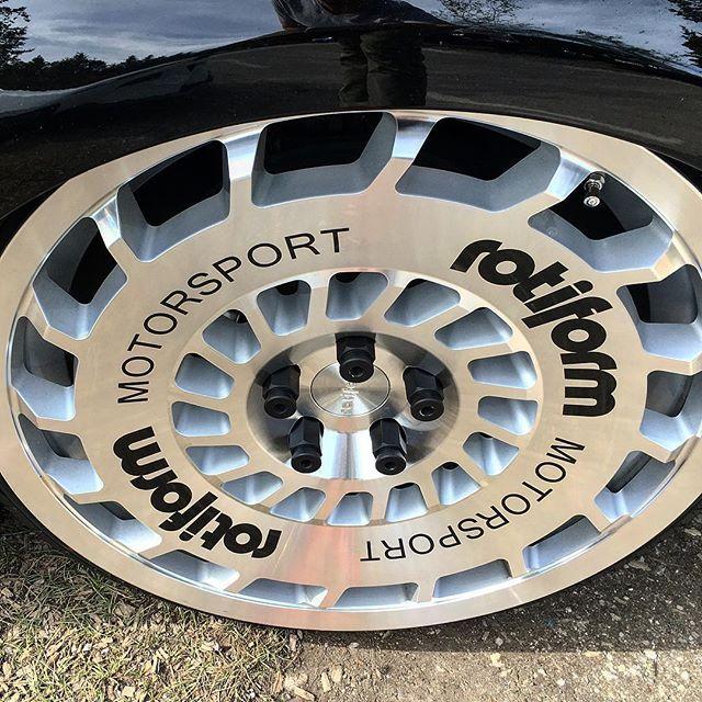 WEBSTA @ wheel_freaks - Rotiform wheels... #wheels #rotiform #freaks #wherlfreaks #rims #felgen #wheelporn #worthersee