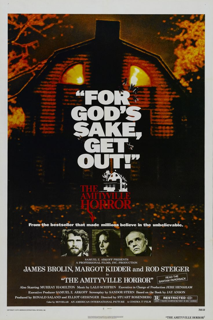 """When it comes to haunted houses none is more burned into the annals of history than the Amityville House, better known by the public by the moniker """"The Amityville Horror."""" Description from bloodbrothersfilmreviews.blogspot.com. I searched for this on bing.com/images"""