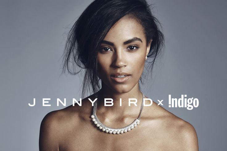The Eclipse Collar; exclusively available on Indigo.ca #JENNYBIRDxINDIGO #JBdiffusion #modernpearl