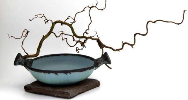 The Twisted Branch bowl by Wicklow-based ceramicist Magda Bethani