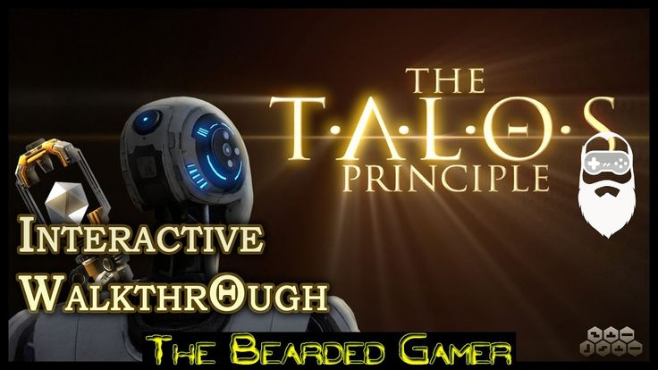 Be part of the story ..... ->Interactive<- Gameplay of The Talos Principle https://www.youtube.com/watch?v=63AMFN1c5_0