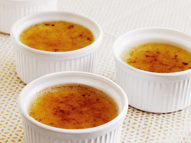 Vanilla Creme Brulee from FoodNetwork.com