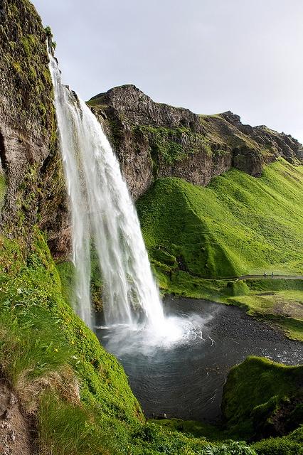 Seljalandsfoss -Iceland