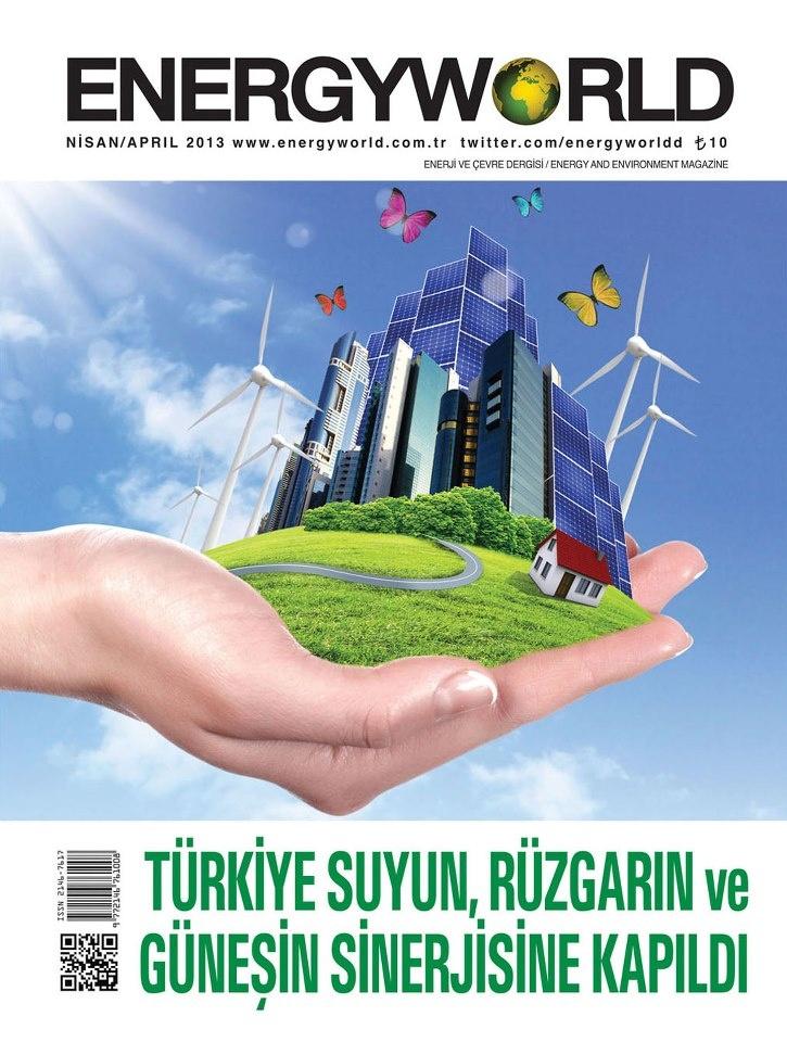 Energyworld dergisi, Nisan sayısı yayında! Hemen okumak için: http://www.dijimecmua.com/energy-world/