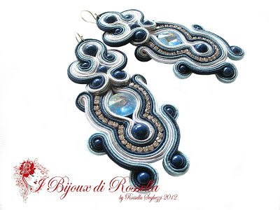 Rossella Seghezzi Design: Soutache ..... a noi due!