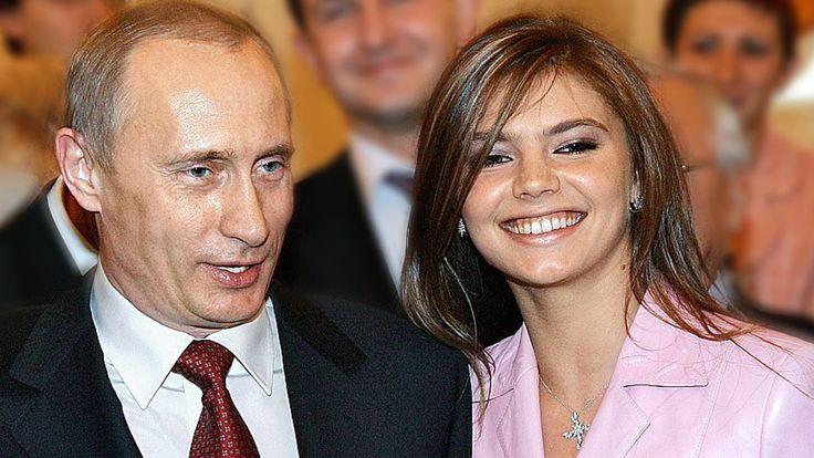 """Gott sei Dank, Putin ist in sicheren Händen seiner Geliebten.  Putin-Biograf Alexander Rahr sagte 2013 nach der Trennung zu BILD: """"In Russland sind fast alle davon überzeugt, dass Alina der Grund für die Scheidung der Putins ist."""""""