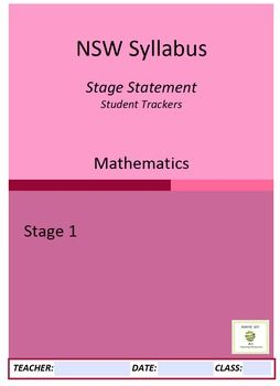 NSW Syllabus Stage Statement Tracker With the development of the new syllabuses for the Australian curriculum, Stage statements have been developed to answer the question What must be taught in all schools? They are summaries of the knowledge, understanding, skills, values and attitudes that have been developed by students as a result of achieving the outcomes for each stage of learning (BOSTES 2015)Use these trackers to make a holistic professional judgment of a students level of…