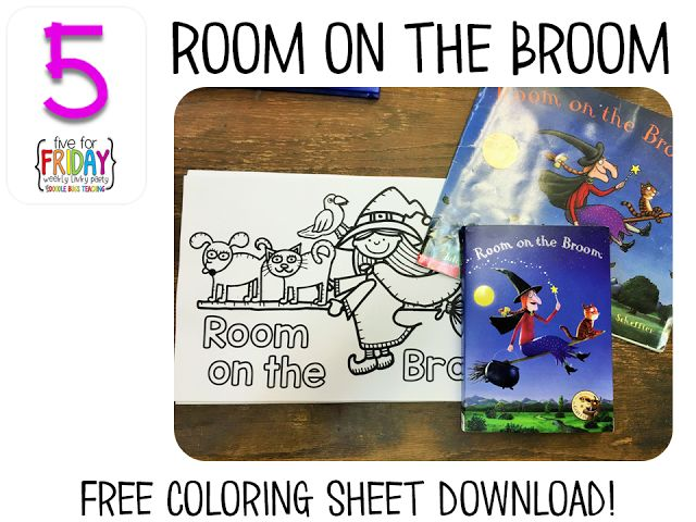 Doodle Bugs Teaching {first grade rocks!}: Five for Friday {Linky Party.. October 21st}