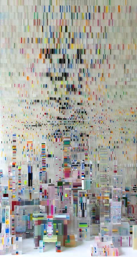 Art by Coen Kaayk art installation
