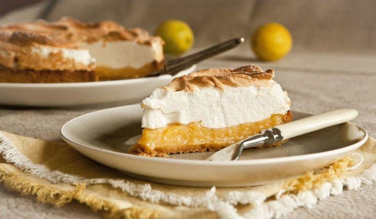 Citrónový meringue pie