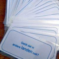Hier vind je lesbrieven om te gebruiken bij het filosoferen. Ze zijn gratis zodat zoveel mogelijk mensen gaan filosoferen in de klas, op de bso of thuis aan de keukentafel.