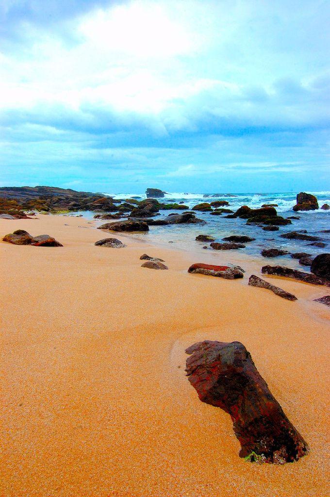 Tangalle, Sri Lanka #SriLanka #Tangalle #Beach