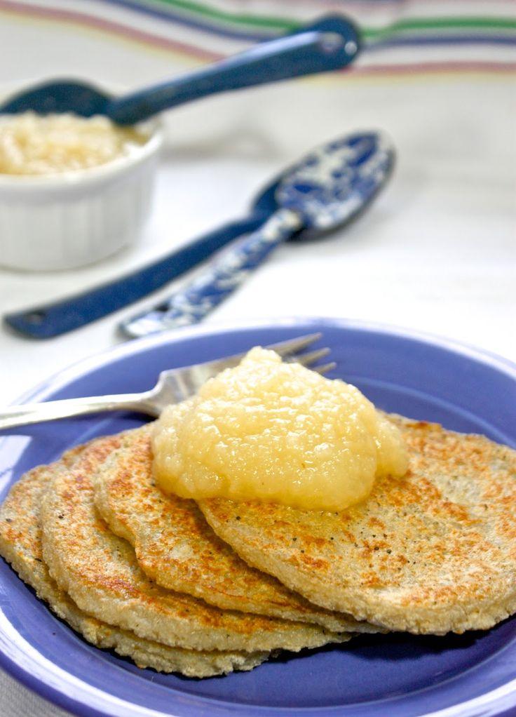 Helyn's Healthy Kitchen: CrAzY Easy 3-ingredient Potato Pancakes… vegan, gluten-free and oil-free!