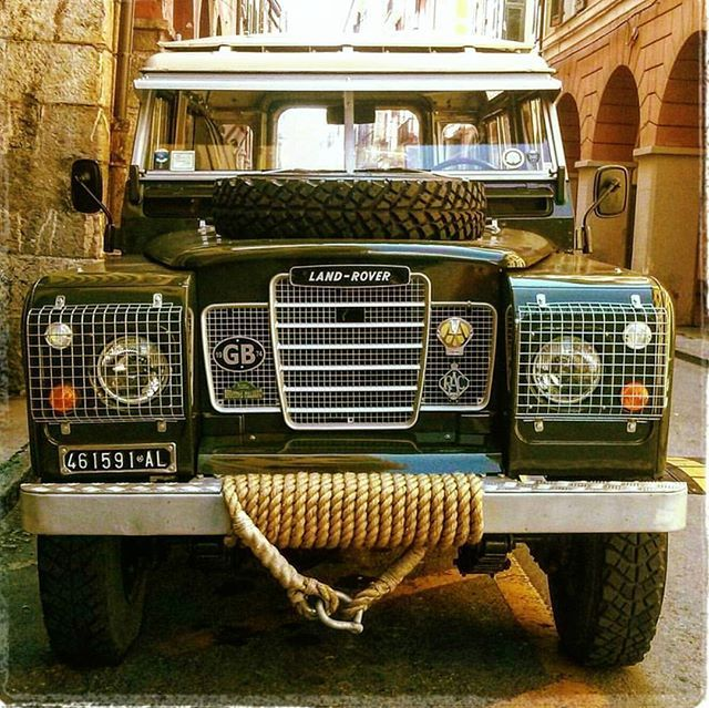 Land Rover 88 Serie III. Ready for...