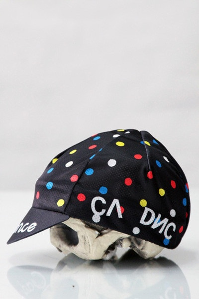 Mountains Cycling Cap (cap, cycling cap, hat, textile) | Hat | Cadence Collection