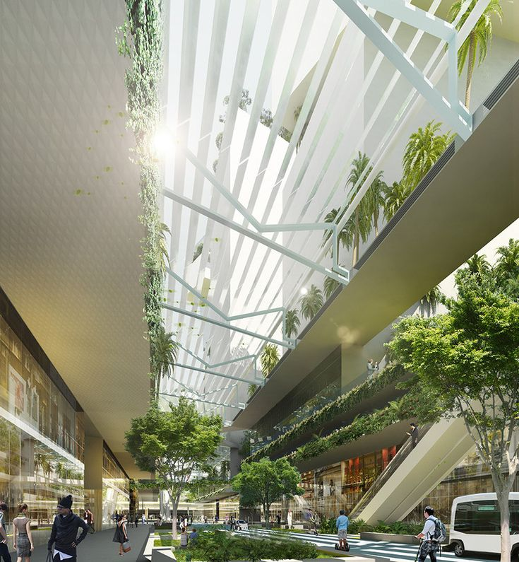 Winning Proposal to Define Jurong Lake District as Singapore's Newest Business Hub