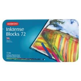 Inktense Blocks 72 Tin