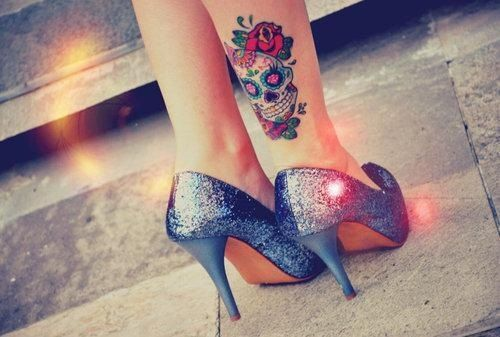 #tattoo #shoes #adorable #amazing #pretty #cute