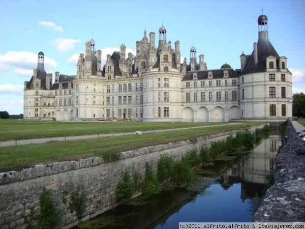 Château de Chambord - Loira - Francia Chateau de Chambord - Loire - France
