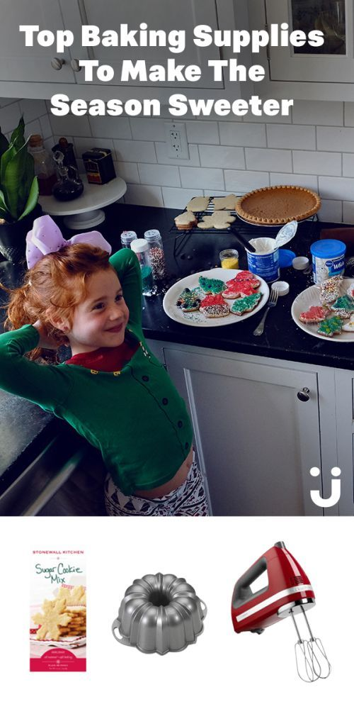 There is nothing better than holiday cookies season. Shop Jet.com for a great selection of baking supplies for all your holiday baking needs!